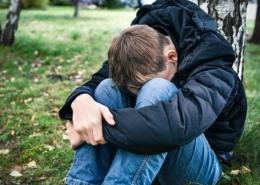 depression in teen boys