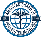 American Board of Preventative Medicine