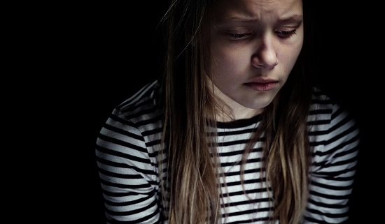 severe clinical depression in teens