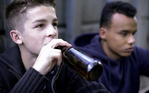 teenage drinking parenting advice